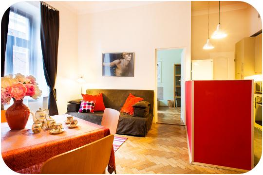 Click To See Krakow Apartments   OLD CRACOVIA II