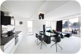 Click to see Krakow Apartments -  Black & White I