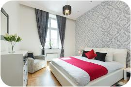 Click to see Krakow Apartments -  SIMPLE ELEGANCE