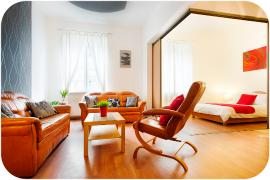 Click to see Krakow Apartments -  HAPPY HOLIDAY